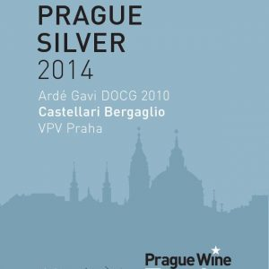 Prague Wine Silver 2014
