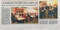 Degustazione storica Mannucci Droandi con la Fondazione Italiana Sommelier Trentino Alto Adige - Omaggio a Giacomo Tachis-